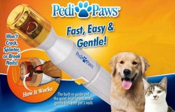 Pedi Paws