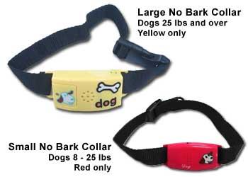 No Bark Collar